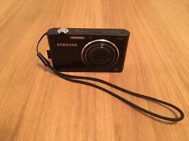 Samsung DV300F SMART Compact Digital Camera - Black