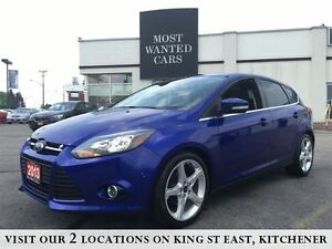 2013 Ford Focus Titanium NAVIGATION | LEATHER | PARK ASSIST