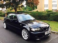 2004BMW 3 SERIES 320D MSPORT AUTOMATIC FULLY LOADED.