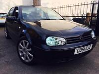 2002 VW GOLF 1.9 GT TDI PD 130 HIGHLINE LEATHER SEATS FULL HISTORY IMMACULATE TIMING BELT DONE