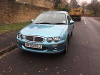 ROVER 25 IMPRESSION S3. 1.4 Petrol MOT 11 months. Perfect mechanical condition