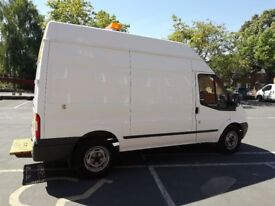 Mobile Workshop Van Ex Utility fully racked out with 110v power supply