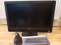 Dell Optiplex 9030 AIO (all in one) i5 3GHz 8GB RAM 500GB HDD Windows 10 Pro Office 2013