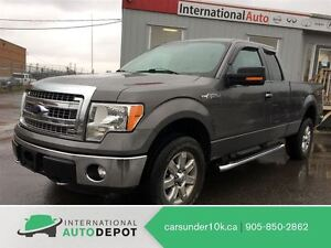 2013 Ford F-150 XLT | XTR PKG | LEATHER | BLUETOOTH