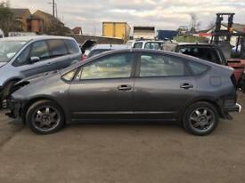 BREAKING TOYOTA PRIUS CAR PARTS SPARES 2003-2009 PRIUS CAR PARTS SPARES GREY