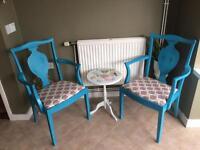 Shabby Chic G-plan Chairs