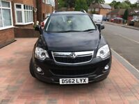 2013 Vauxhall Antara 2.2 diesel automatic full service history one previous owner