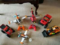 Bundle of kids electronic & remote control toys