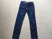 Burton men's stretch skinny jeans