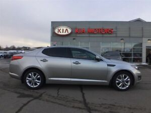 2013 Kia Optima EX+