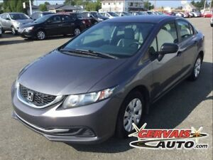 Honda Civic Sedan DX 2015