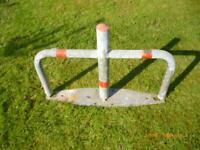 Parkplatzsperrbügel gebraucht Nordrhein-Westfalen - Kerken Vorschau
