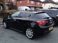 Alfa Romeo Giulietta Veloce 2 ltr Diesel... not an Audi, BMW or a Golf