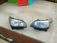 Genuine BMW 90 headlights