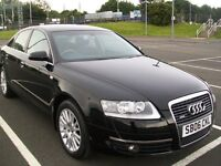 AUDI A6 SE 3.2 V6 TFSI QUATTRO 2006 (06) FULL AUDI HISTORY. ONE OWNER FROM NEW.EXCELLENT CONDITION