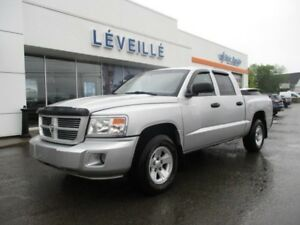 2008 Dodge Dakota SXT/CREW/4X4/CAMION IMPECCABLE