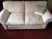 Luxury Cream Sofa by Laura Ashley