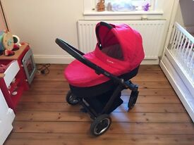BabyStyle Oyster - Complete Pram, Pushchair and Car Seat Package