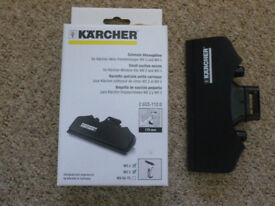 Karcher Window Vac Small Suction Nozzle Brand New Boxed