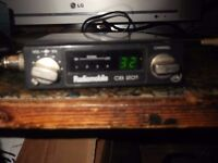 CB RADIOS AND POWER SUPPLIES