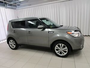 2014 Kia Soul 5DR. GREAT PRICE ON THIS EX+ HATCHBACK !!  w/ BACK
