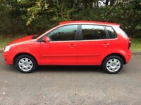 2005 Volkswagen Polo S TDI 70, 5Dr, Diesel Manual (1 years MOT) Good service history 7 stamps