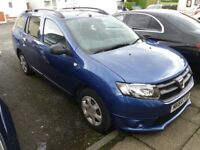 Dacia Logan MCP 1.5TD 64 plate full dealership history all belts and pump changes done ex cond