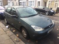 FORD FOCUS ONLY 81,000 MILES - 2 PREVIOUS OWNERS 1.6 LITRE