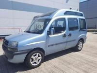 Fiat Doblo 2005 1.9 Wheelchair Accesisible