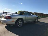 Mazda mx5 *low mileage