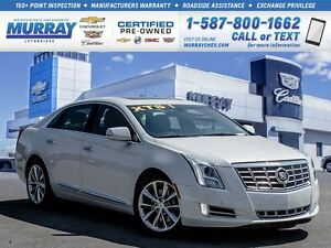 2013 Cadillac XTS Luxury AWD **Sunroof! CUE!**