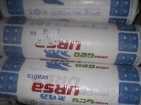 loft insulation Ursa 160mm thick