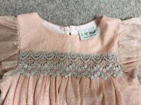 Next girls party dress age 2-3 years
