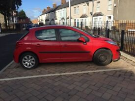 Peugeot 207 for spares