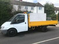 Transit dropside 2.4 TDCI 3500T twin wheels 2003 1 year mot