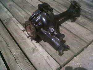 Front Differential for Dodge Dakota 4x4 | transmission ...