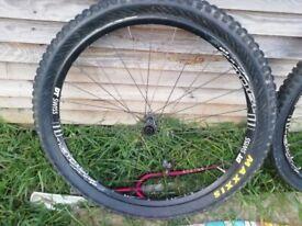 Dt swiss m1900 wheelset 27.5 inch