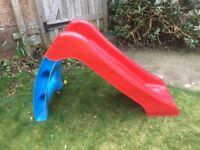 Child's Garden Slide