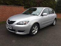 Mazda 3 1.6 5 door petrol manual 1 owner from new