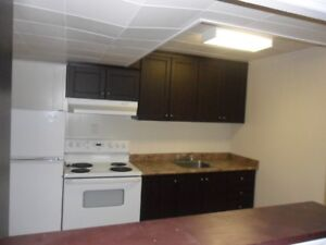 Large Basement for rent available for June