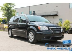 2013 Chrysler Town & Country Touring-L CUIR, BANCS CHAUFF. BLUET