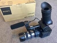 Sony NEX-FS100 E18-200mm kit