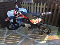 Pitbike stomp z2 140 like new