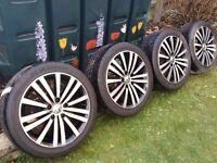 "17"" wheels Audi, VW, Skoda"