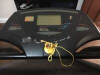 SOLD : Vivotion motorised treadmill. In good working order. Collection only