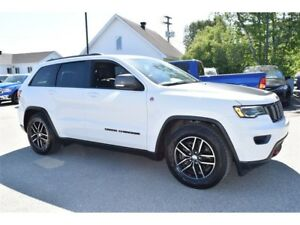 2017 Jeep Grand Cherokee TrailHawk 4x4+Navigation+toit+cuir