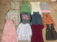Large bundle of girls clothes for age 3/4yrs (70) items