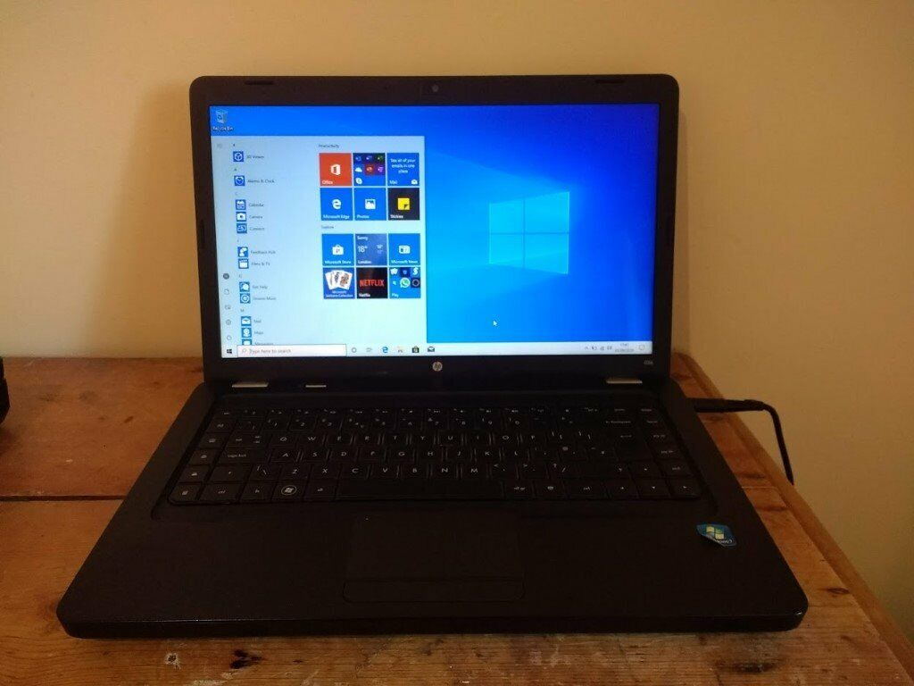HP G56 Laptop, 15 6 inch screen, 120GB SSD, Windows 10 | in Loughborough,  Leicestershire | Gumtree