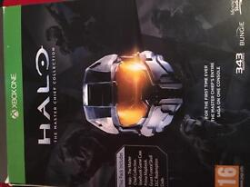 Halo the master chief collection collectors edition