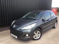 2011 Peugeot 207 1.4 Envy 3dr 2Keys, 1 Previous Owner, Full MOT, 1Month Warranty, Finance Available